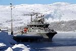 """挪威北极小镇的""""冰上丝路梦"""""""