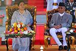 班达里宣誓就任尼泊尔总统