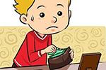 8岁女儿偷钱撒谎 妈妈的做法让网友竖大拇指
