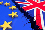 """英欧就""""脱欧""""过渡期初步达成协议"""