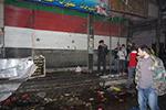 叙首都大马士革遭火箭弹炮弹袭击35人死亡