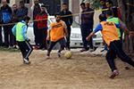 利比亚:让足球成为交流和相互理解的工具