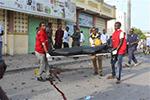 索马里首都发生汽车炸弹袭击至少5人死亡