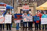 美数万名教师罢工要求涨薪 致近50万学生无课可上