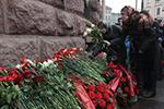 圣彼得堡纪念地铁爆炸一周年