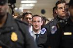 """扎克伯格承认脸书隐私保护措施""""做得不到位"""""""