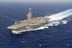美国航母打击群开赴中东 欧洲发布72小时空袭预警