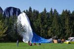 韩济州岛热气球坠毁致1死12伤 事故原因正在调查中