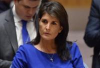 美国常驻联合国代表:将对俄罗斯进行新一轮制裁