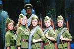 中国拍摄全景声歌剧电影《这里的黎明静悄悄》