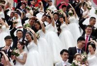 108对新杭州人举行集体婚礼