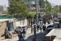 阿富汗自杀式炸弹袭击 中使馆:暂无中国公民伤亡