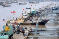 舟山渔船提前回港 迎接伏季休渔期