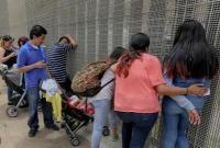 大批中美洲难民抵达美墨边境 特朗普下令阻止进入