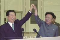 2000年和2007年朝韩首脑会晤珍贵历史画面