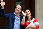 小王子名字公布!威廉夫妇为他取名路易斯・亚瑟・查尔斯