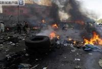 尼日利亚发生两起自杀式爆炸袭击 已致60多人遇难