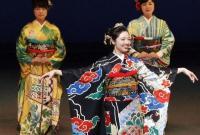 东京奥运为参赛国创作主题和服 中国款绣长城