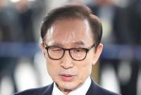 李明博被控16宗罪后今迎首场预审 本人将不出庭