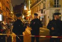 """巴黎又发生恐袭事件致1死4伤 """"伊斯兰国""""宣称负责"""
