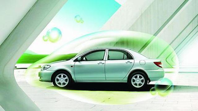 总理参观的氢燃料电池汽车,业内预计技术成熟得2025年后