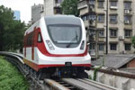 中国新型磁浮列车试验成功 时速达160公里以上