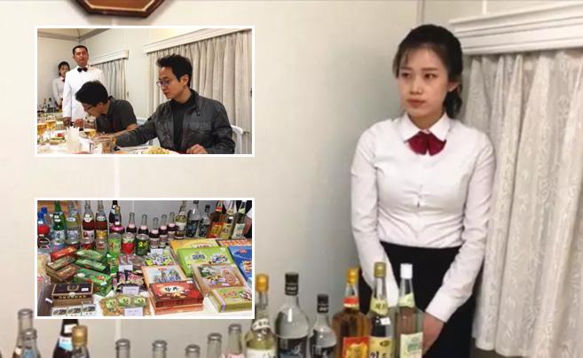 """乘坐朝鲜""""绿皮专列""""是种怎样的体验"""
