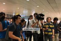 朝鲜代表团已抵达新加坡!随行人员录影拍照