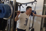 这个杭州人把自家客厅改成健身房向邻居开放