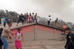 危地马拉火山喷发 已致7人遇难