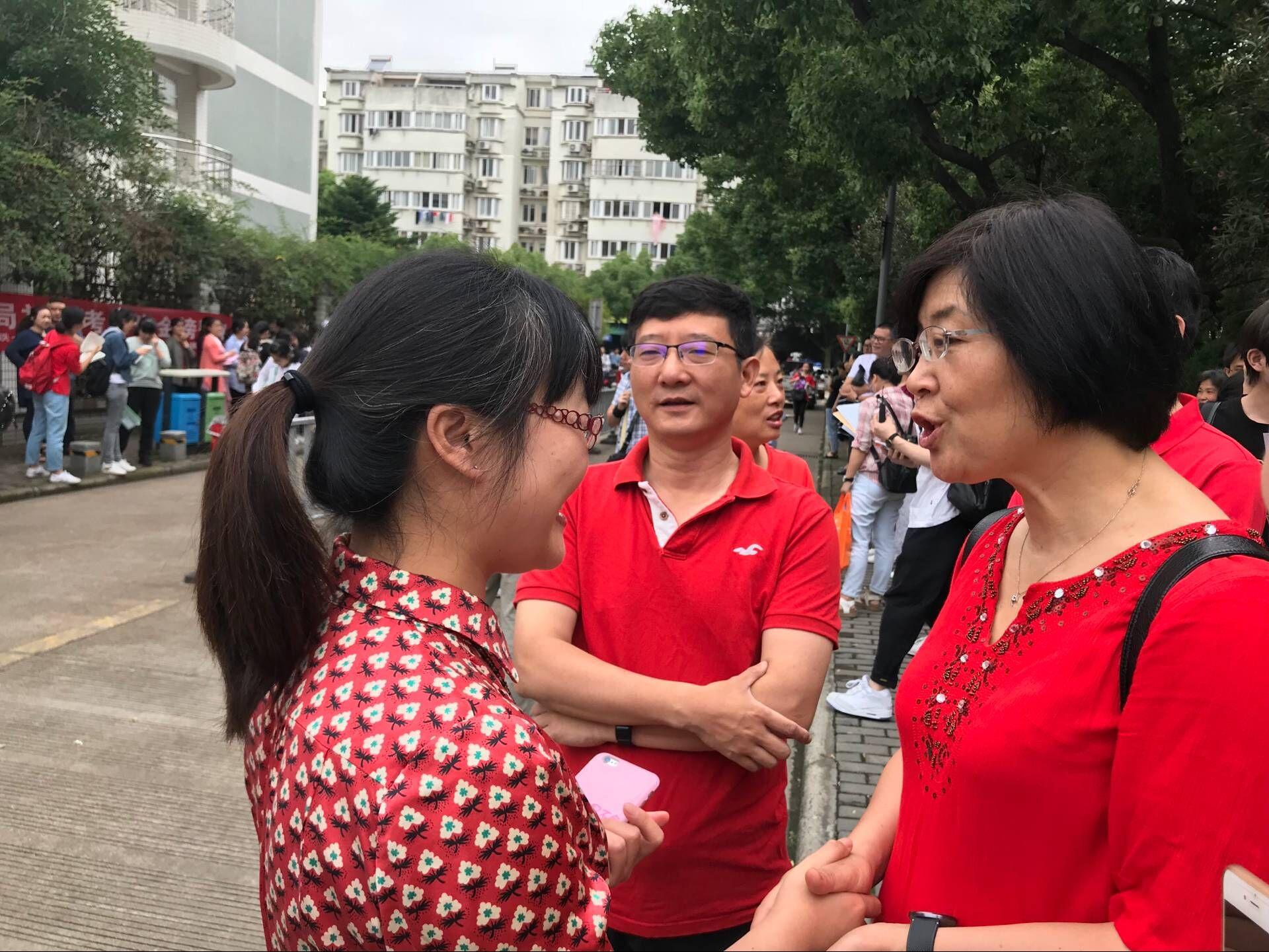 北京赛车怎么买号:同学们加油!宁波3.75万考生今天赶考