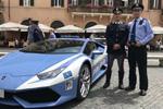 金华警察在意大利巡逻