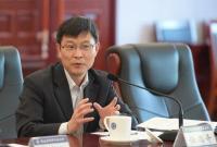 任德奇出任交通银行行长 曾任中国银行副行长