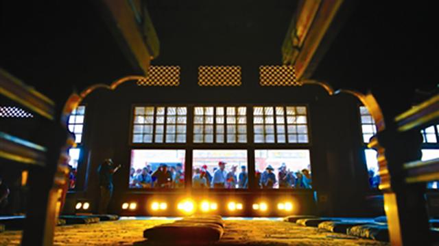 甬企冷链照明灯具全球夺冠,为故宫书画展提供专有灯光