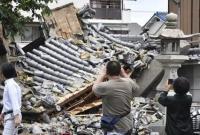 日本大阪6.1级强震4死逾300伤 工厂及店铺恢复运营