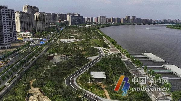 重庆时时彩9.7投注平台:14万平方米滨江体育公园即将投用_姚江北岸再添品质新元素