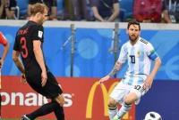 阿根廷溃败之夜梅西仍是最亮那颗星 这届队友不行?