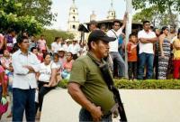 政治谋杀?墨西哥市长候选人被杀 嫌犯竟是28名警察