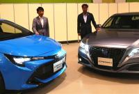丰田第一代互联汽车在日本上市
