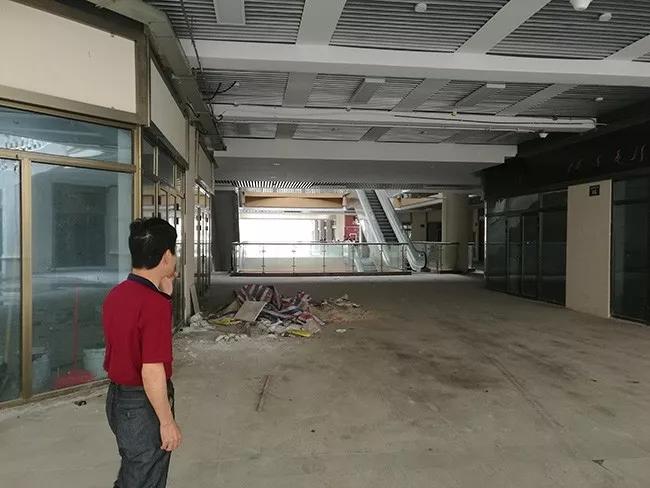 """时时彩信誉平台推荐:宁波这个商业广场逾期两年半没开业_成了""""烂尾盘"""""""