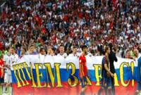 俄罗斯战胜西班牙 总统普京两次祝贺球队主教练
