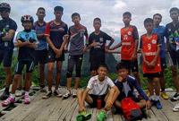 泰国一少年足球队洞穴失踪 中国救援队加入搜索