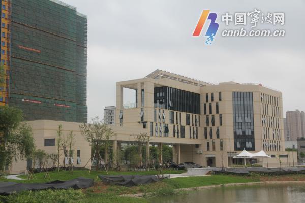 宁波市中医院北侧公交综合体完工 周边交通压力将缓解-新闻中心-中国宁波网