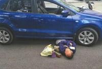 """老人被撞遭司机和围观者指责""""碰瓷"""" 警方调监控还清白"""