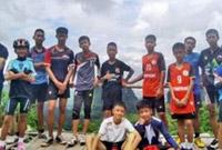 救援结束!泰少年足球队13人全获救 距失联17天
