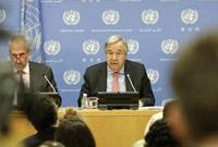 联合国秘书长强调多边主义重要性