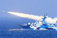 解放军明日起将在东海海域进行实际使用武器训练