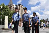 意大利警察又来上海巡逻了!这些地方将出现他们的身影
