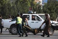 阿富汗喀布尔机场发生自杀式爆炸 16人死亡