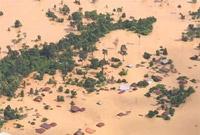 老挝水坝决堤数百人失踪 尚未发现中方人员伤亡或失踪